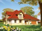 Уютный загородный коттедж с европейской планировкой